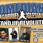 Comedians of Gabriel Iglesias Stand Up Revolution Tour
